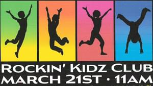 Rockin' Kidz Club Inc Kidz Day Out