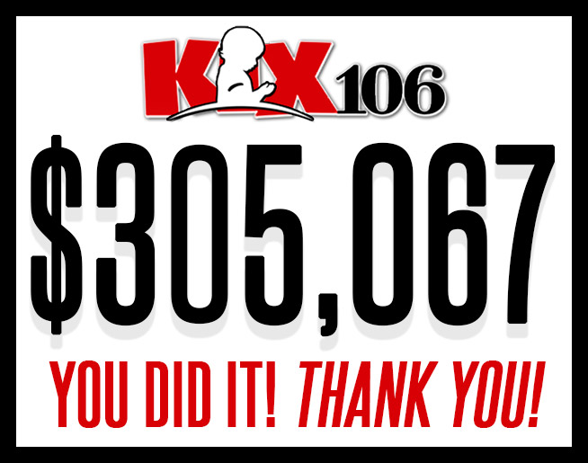 KIX 106 Country Cares for St. Jude Radiothon 2017