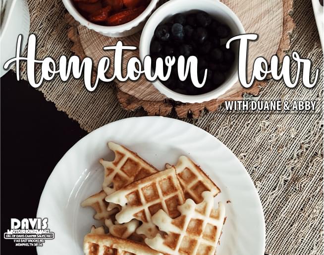 Hometown Tour with Duane & Abby – Davis Motorhome Mart