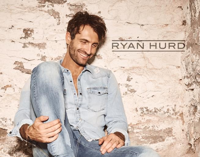 Ryan Hurd – Minglewood Hall