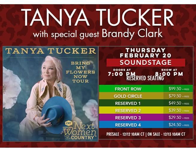 Tanya Tucker – Graceland Live