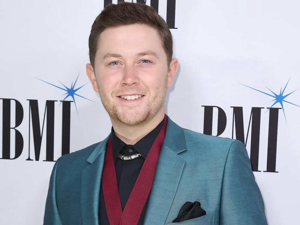 "Scotty McCreery Drops Acoustic Version of No. 1 Hit, ""This Is It"" [Listen]"
