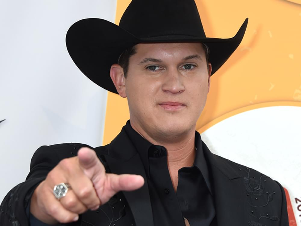 "Play It Forward: Jon Pardi Says Check Out Larry Fleet's ""Workin' Hard"" [Listen]"