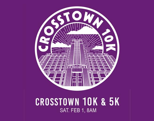 Crosstown 10K – benefitting Church Health Center