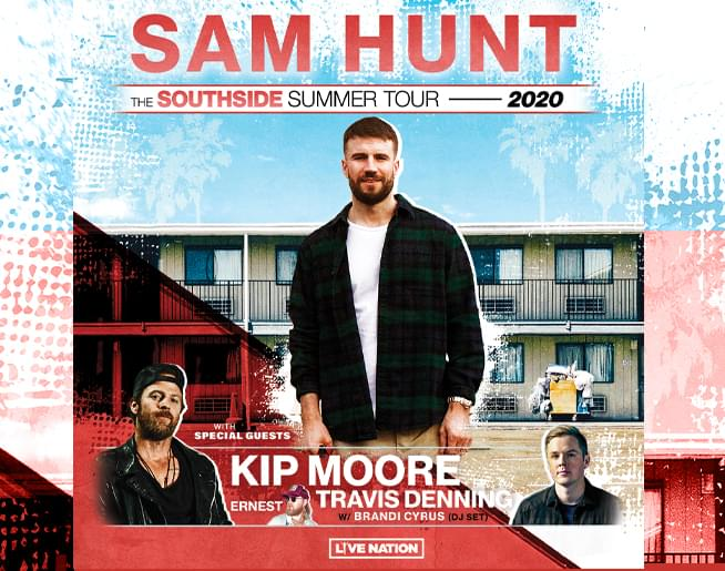 Sam Hunt – BankPlus Amp