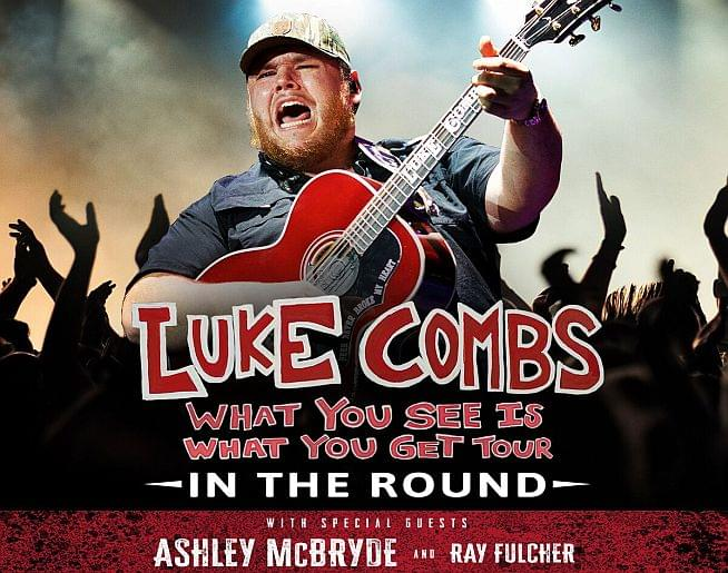 Luke Combs – FedExForum