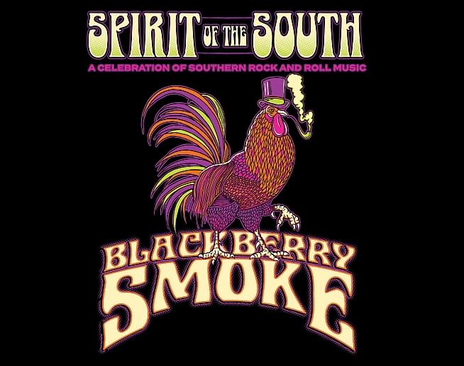 Blackberry Smoke – Landers Center