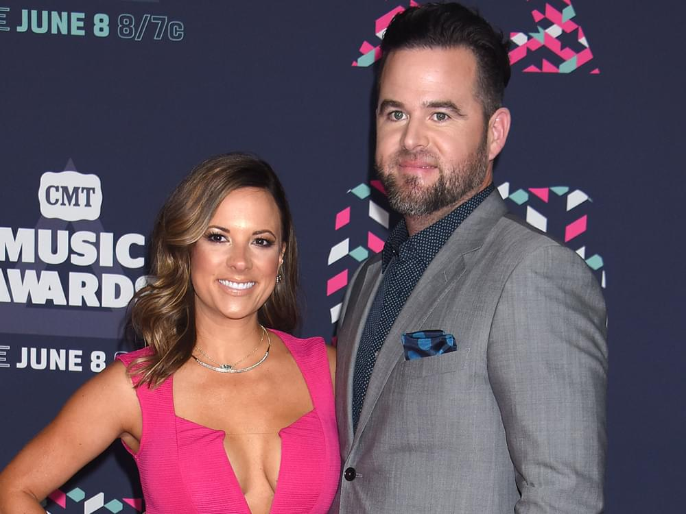 David Nail & Wife Catherine Reveal They Are Expecting Third Child