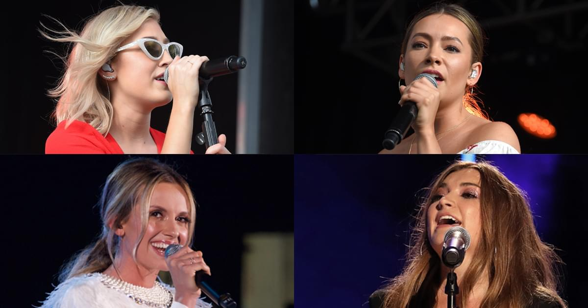 """Academy of Country Music to Launch Weekly Series, """"ACM Wine Down Wednesday,"""" Featuring Female Artists"""