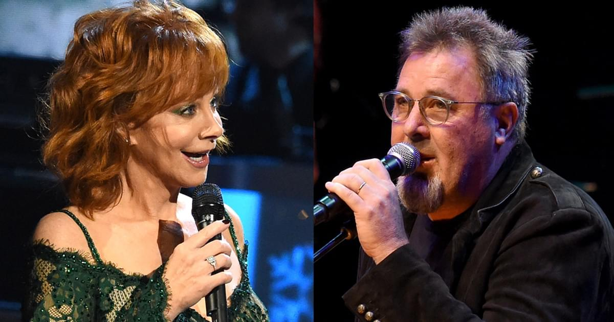 Vince Gill & Reba McEntire to Perform on the Opry on July 18