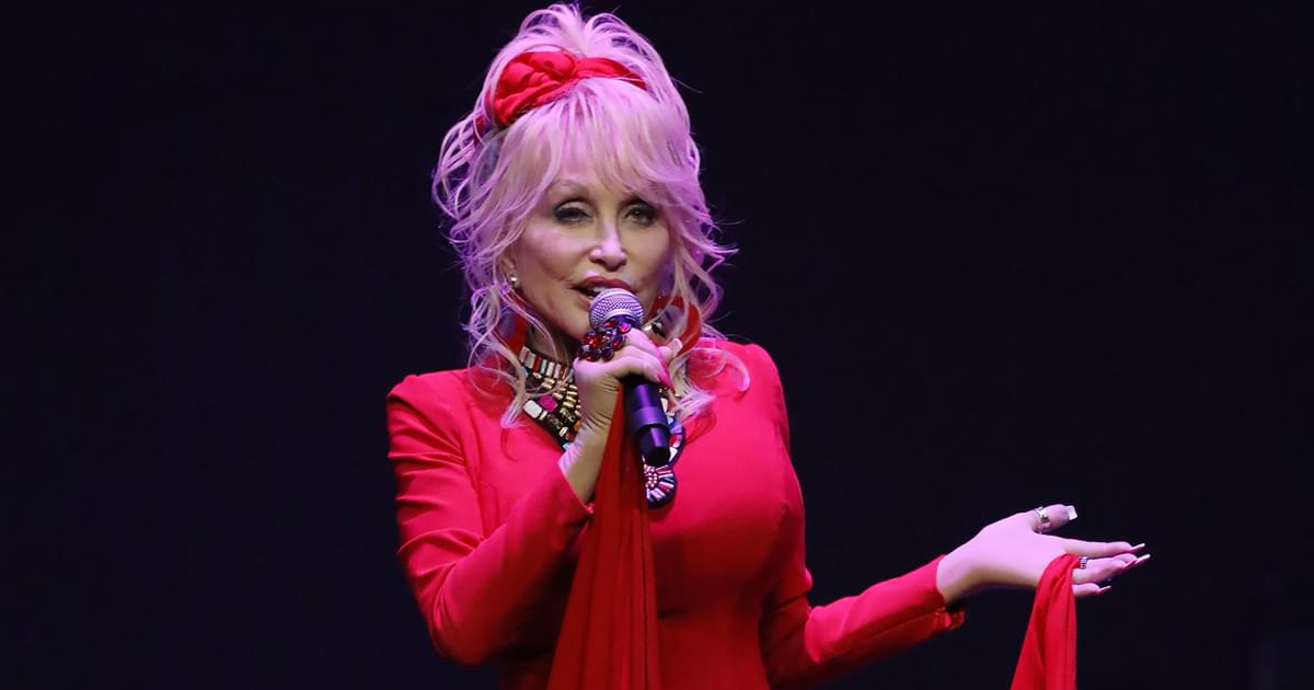 "Dolly Parton to Release New Holiday Album, ""A Holly Dolly Christmas,"" on Oct. 2"