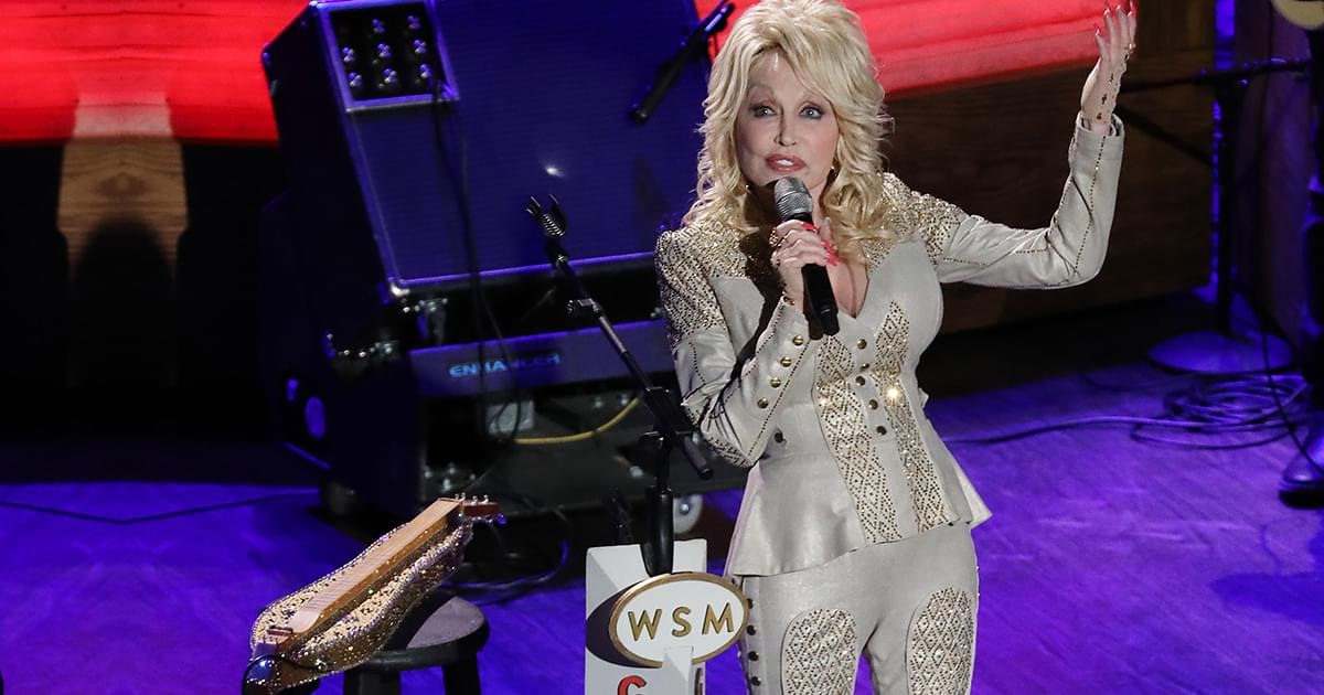 Christie's to Auction Dolly Parton's Crystal-Studded Dulcimer to Benefit ACM Lifting Lives