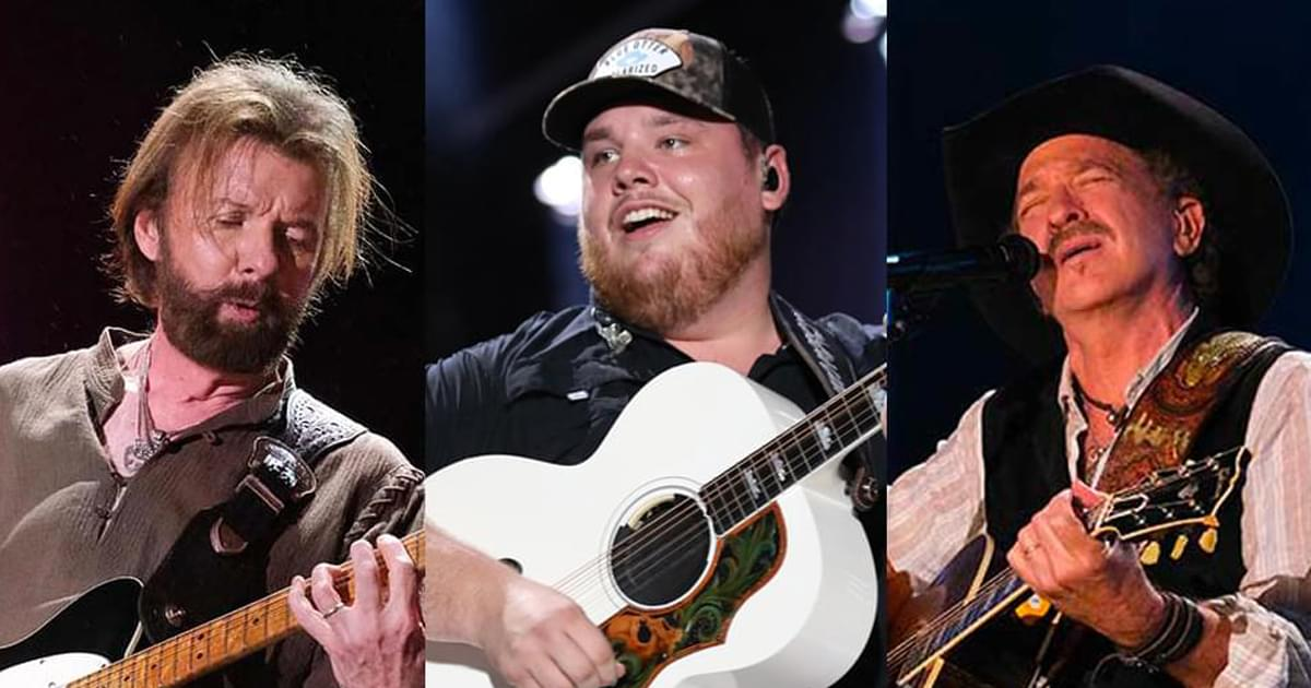 """Watch Luke Combs and Brooks & Dunn Kick Off the CMT Awards With Performance of """"1, 2 Many"""""""