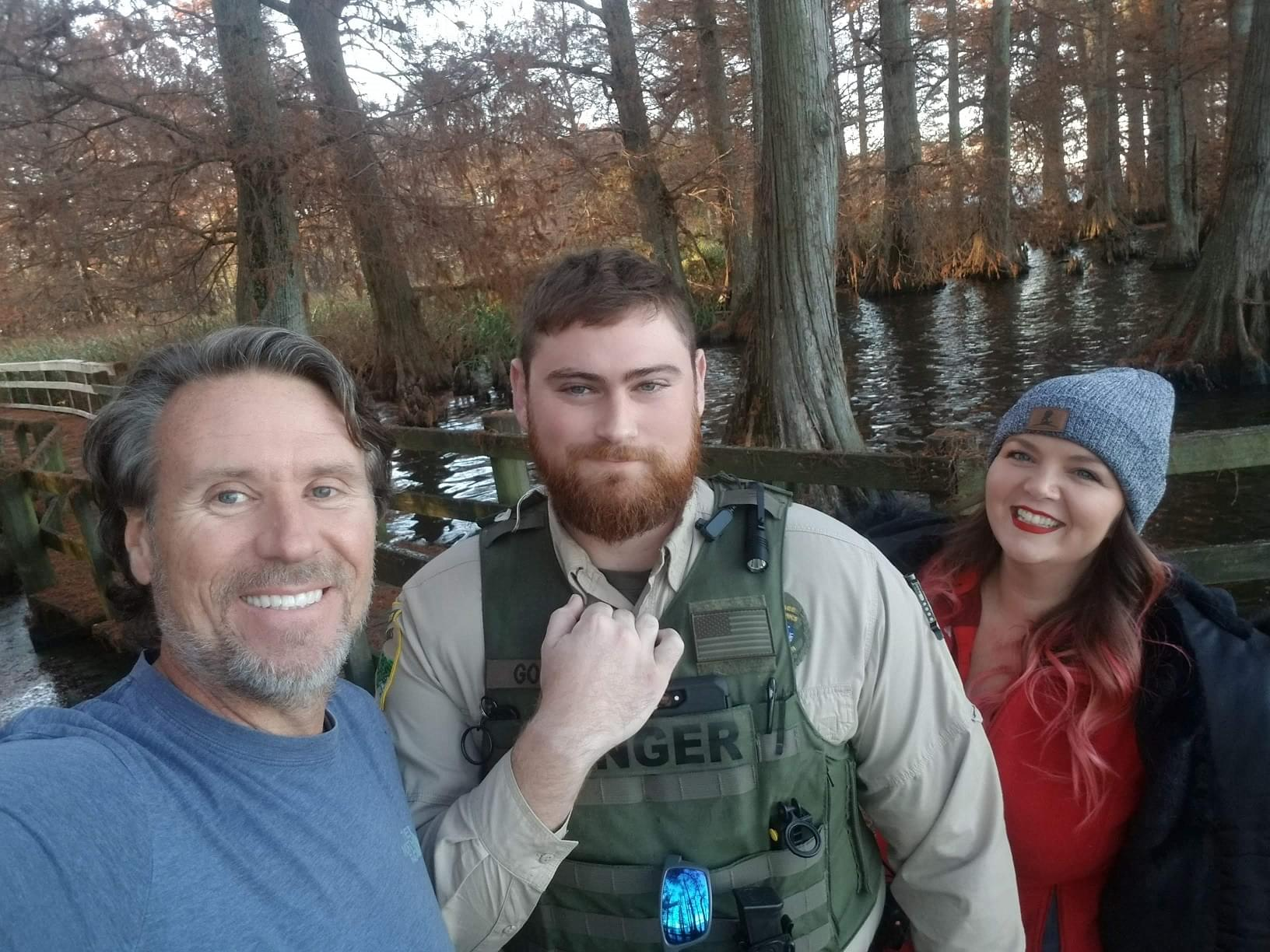 Talking Reelfoot with Ranger Dalton Gooch