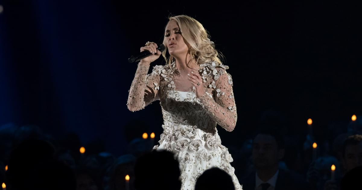 Carrie Underwood Spreads Holiday Cheer on HBO Max This December