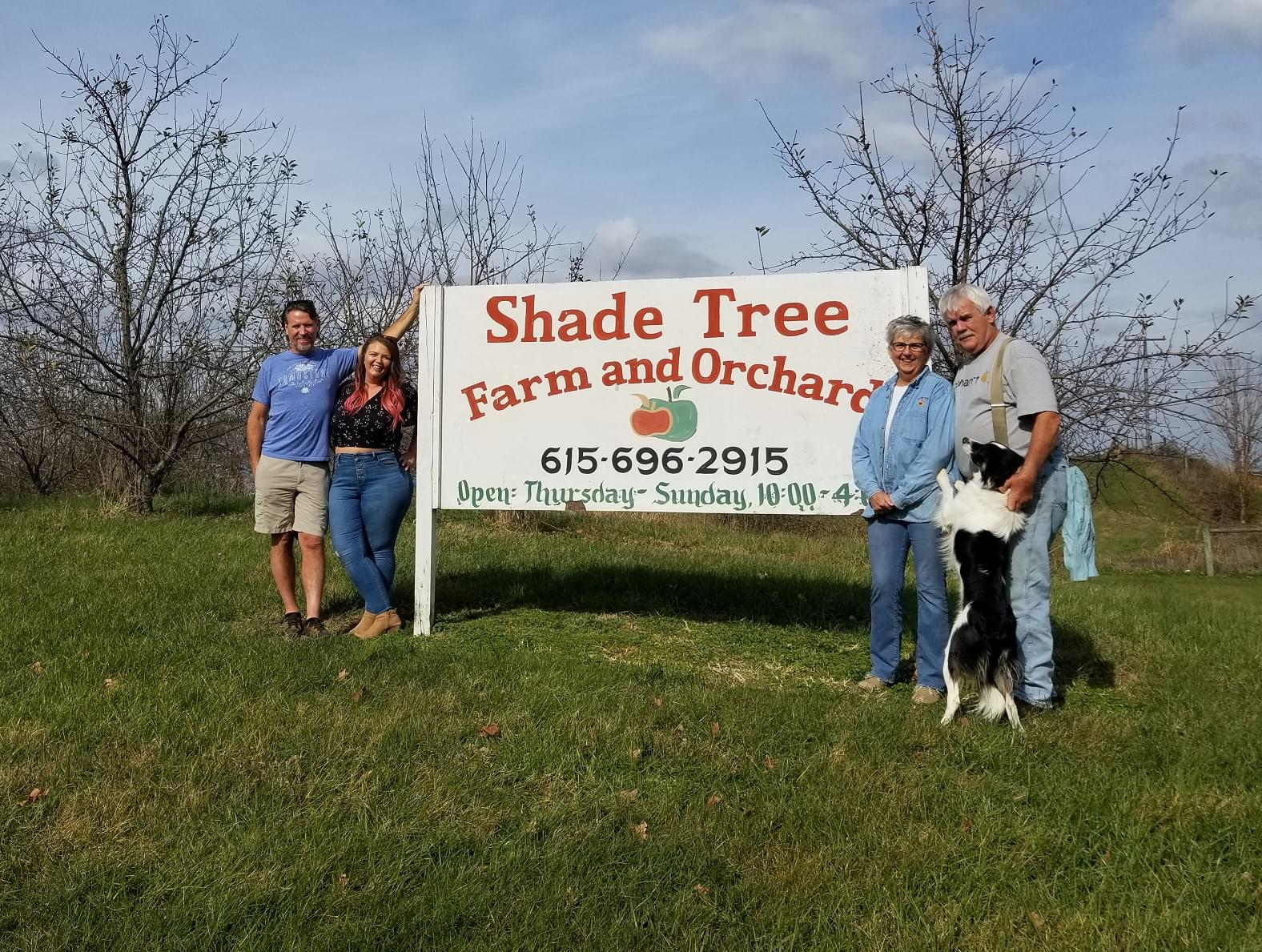 RobCo: Shade Tree Farm & Orchard