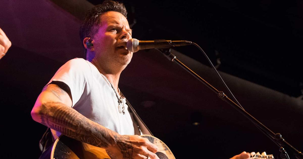 """Gary Allan Drops Spirited New Video for """"Waste of a Whiskey Drink"""" [Watch]"""