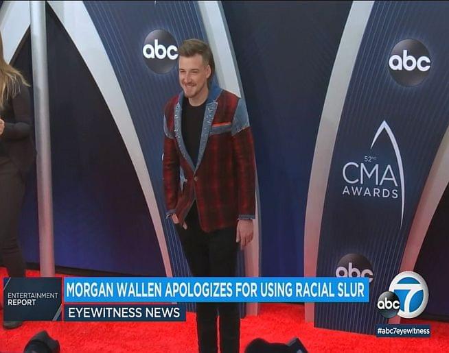 Morgan Wallen Apologizes for Racial Slur as Backlash Grows