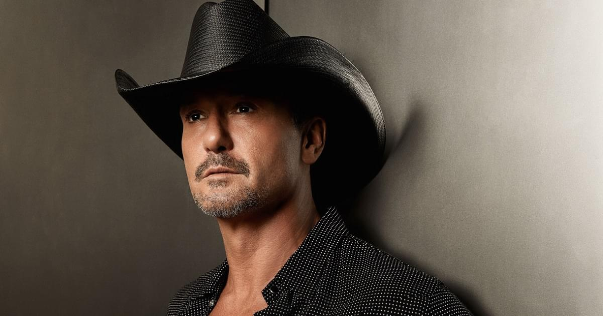 Tim McGraw Teamed Up With Tyler Hubbard For a New Track