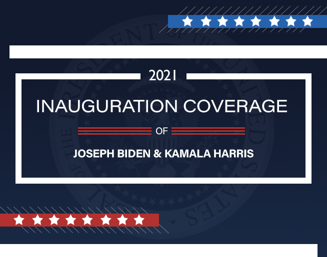 Inauguration 2021 – Joe Biden and Kamala Harris
