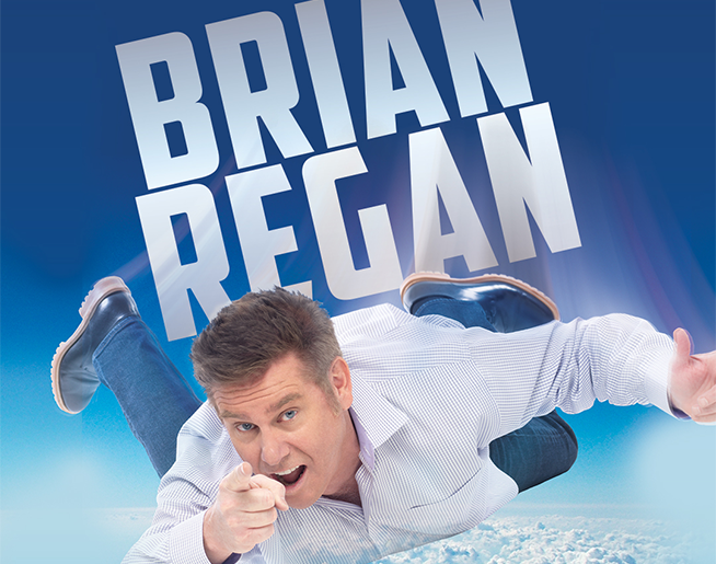 Brian Regan – Renasant Convention Center
