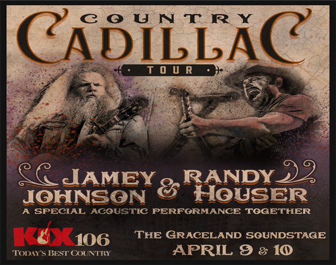 Country Cadillac Tour – Graceland Soundstage