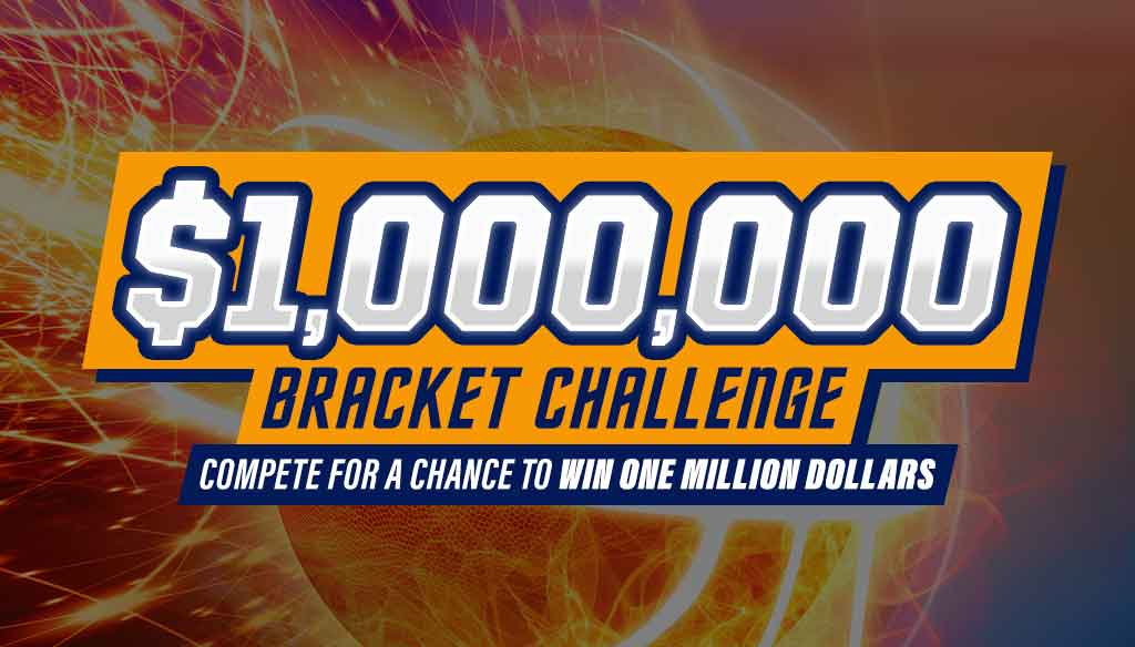 Million Dollar Bracket Challenge
