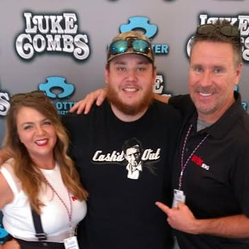 Luke Combs on retirement–not his own though!
