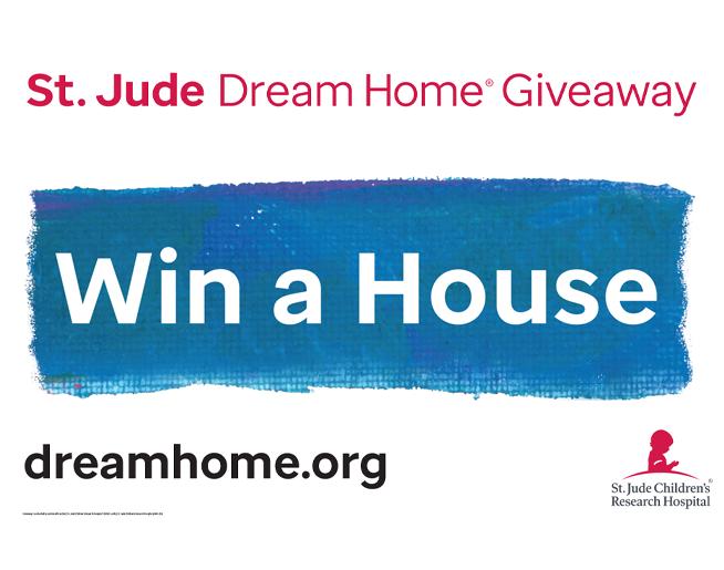 St Jude Dream Home 2021