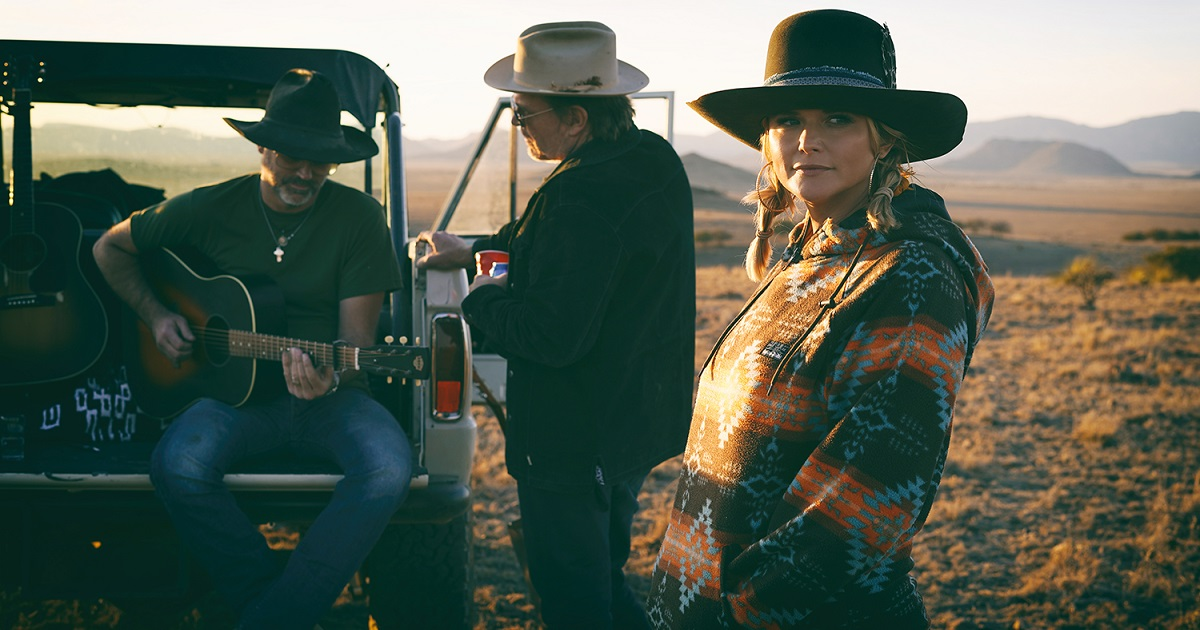 Miranda Lambert, Jack Ingram & Jon Randall Share Another Track From The Marfa Tapes