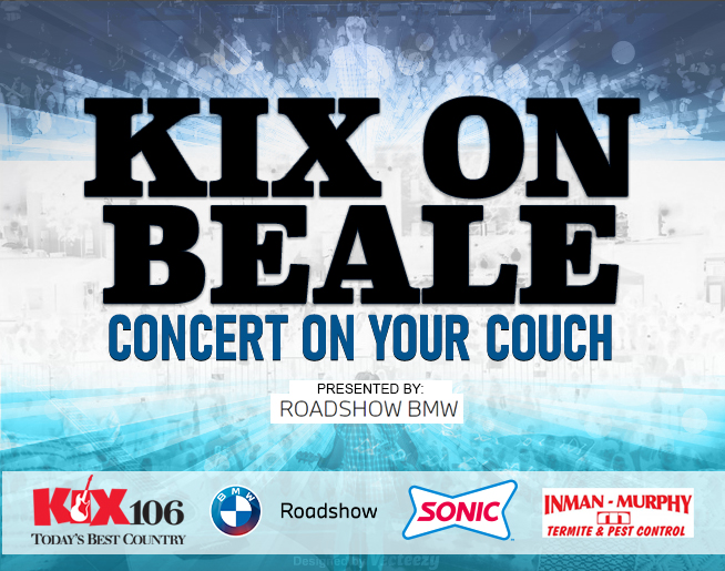KIX On Beale – Concert On Your Couch – presented by Roadshow BMW