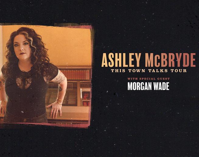 Ashley McBryde – Orpheum Theatre