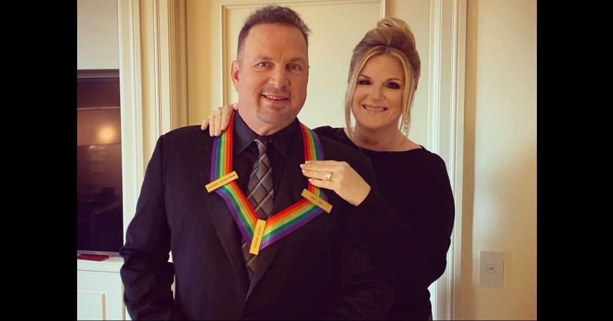 Garth Brooks Feels Very Lucky to Be Honored at the Kennedy Center