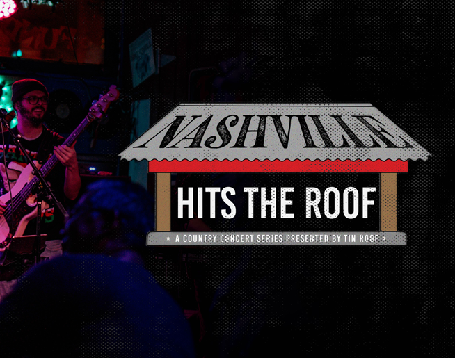 Nashville Hits The Roof – Tin Roof Memphis