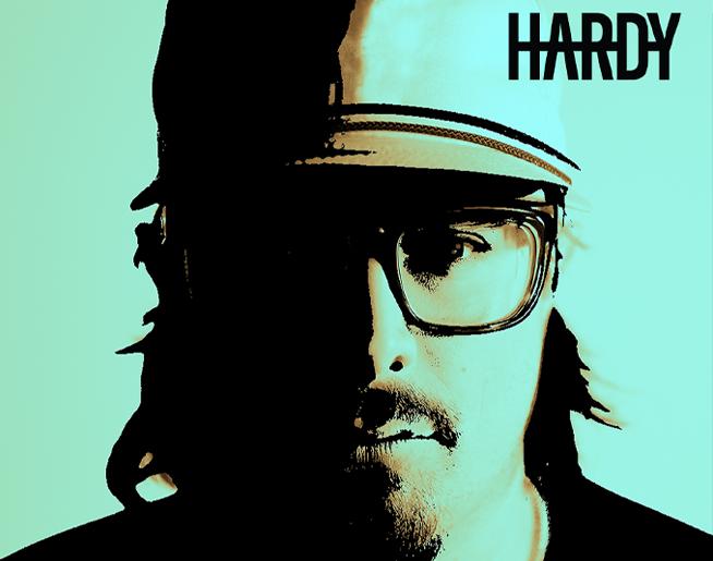 Hardy – Graceland Live