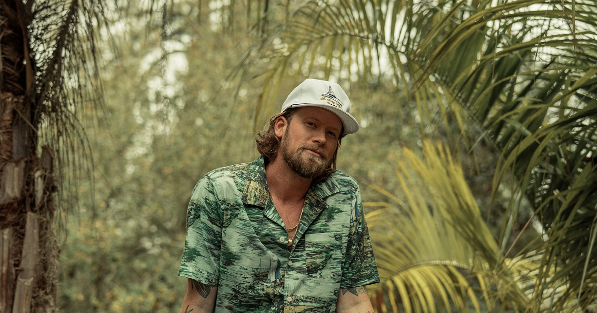 Brian Kelley Loves Boat Names – Including His Own, Which Has a Very Special Name