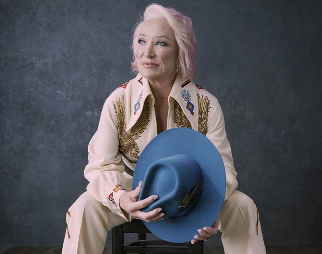 Tanya Tucker – Bluesville