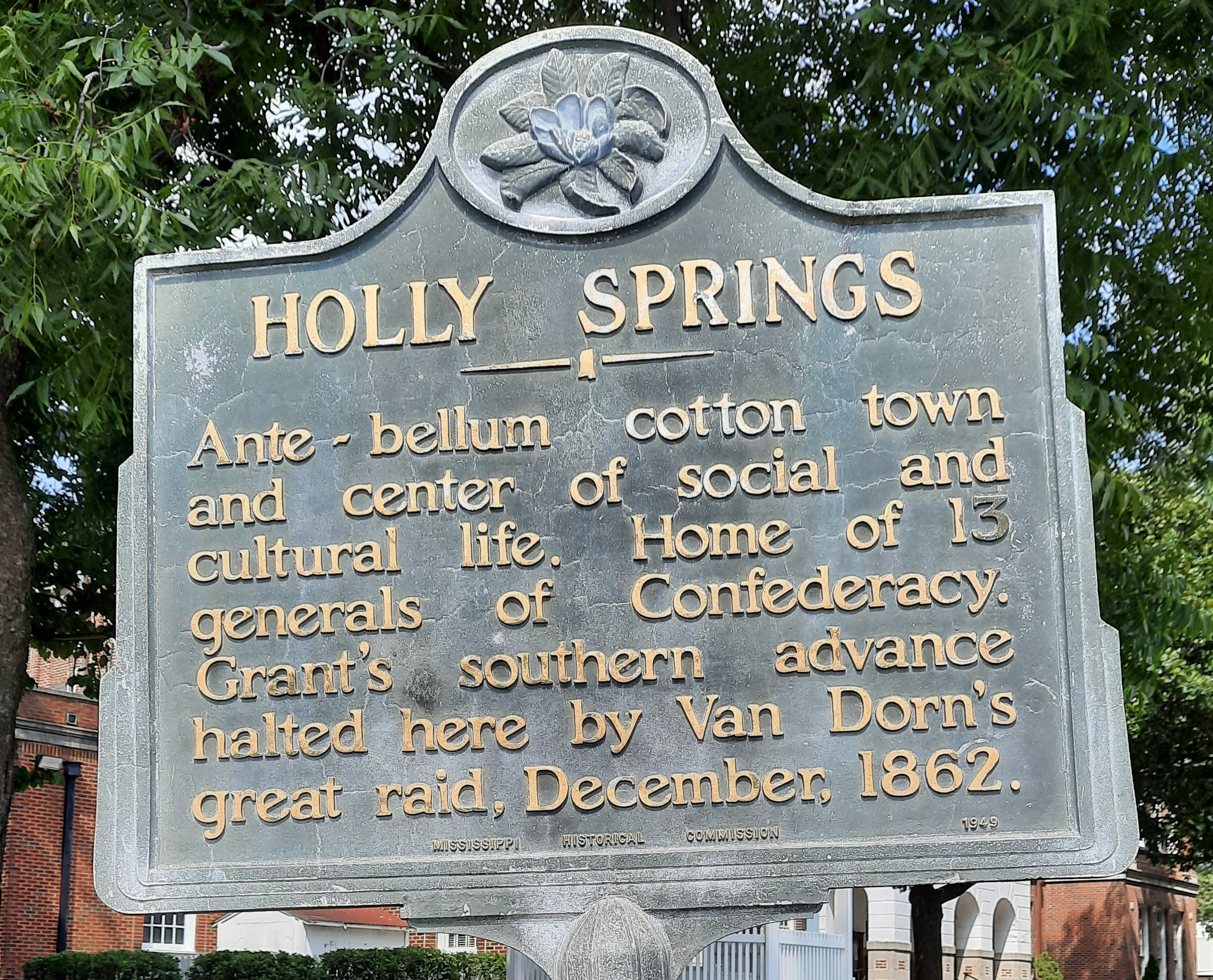 DNA Across the USA: Holly Springs, MS!