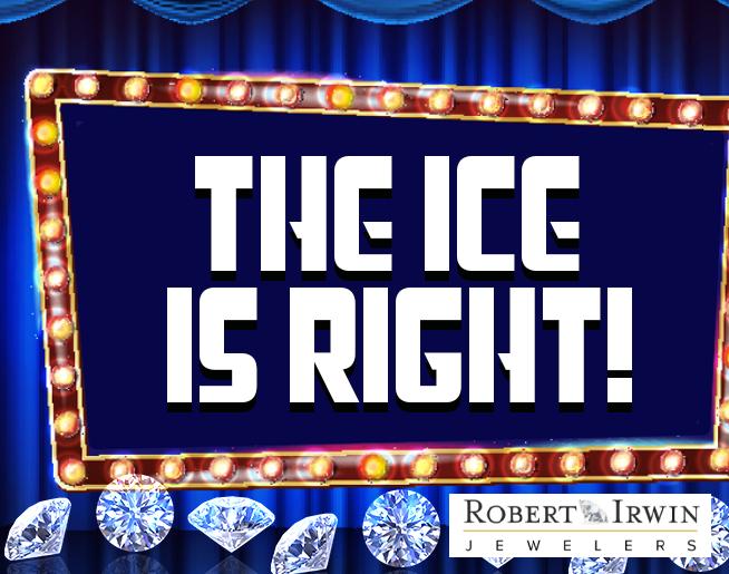 The Ice Is Right – Robert Irwin Jewelers