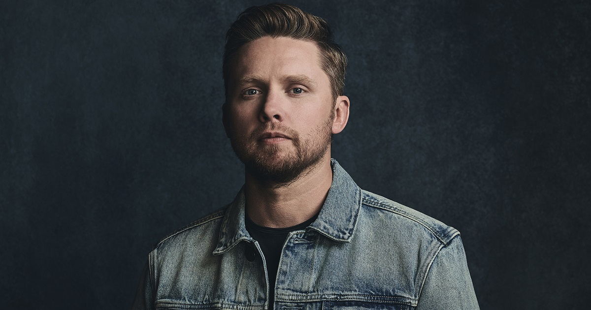 Jameson Rodgers Wants His Debut Album, Bet You're From A Small Town, To Make You Feel Something