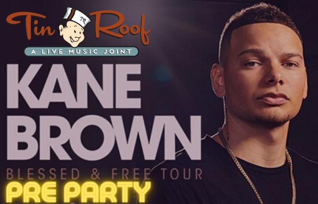 Kane Brown Pre-party