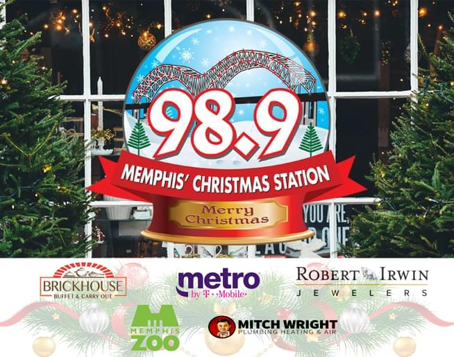 Christmas On 98.9 The Bridge – Connecting You To Your Favorite Christmas Music