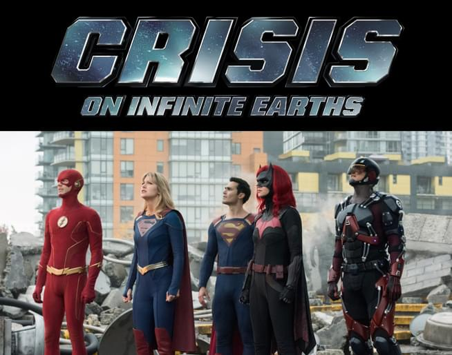Crisis on Infinite Earths – CW 30