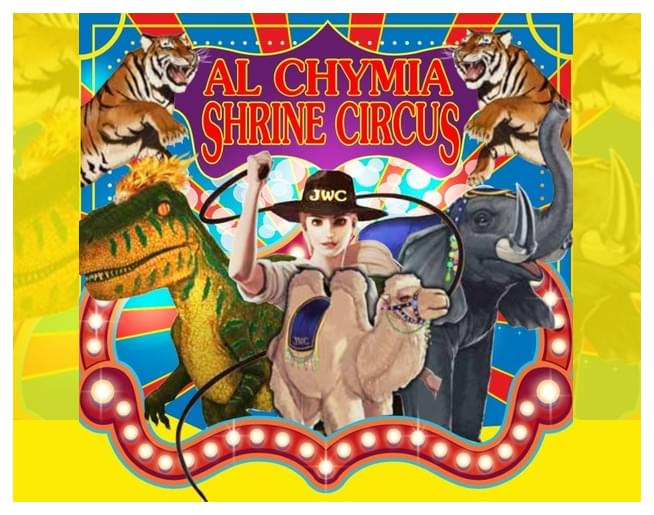Al Chymia Shrine Circus – Agricenter