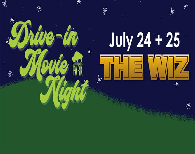 The Wiz – Drive In Movie Night at Shelby Farms