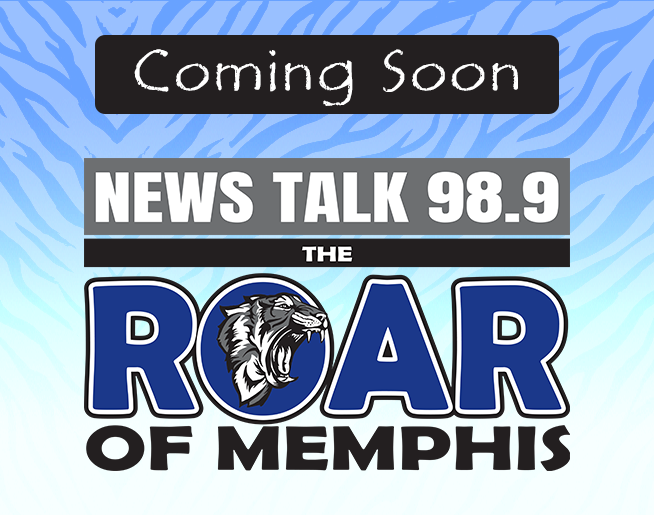 News Talk 98.9 – The Roar of Memphis – Coming Soon