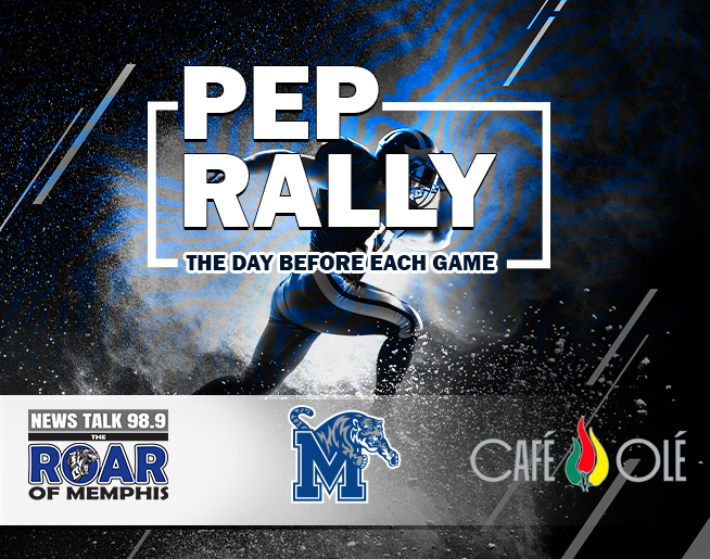 Memphis Tigers Pep Rally – Cafe Ole
