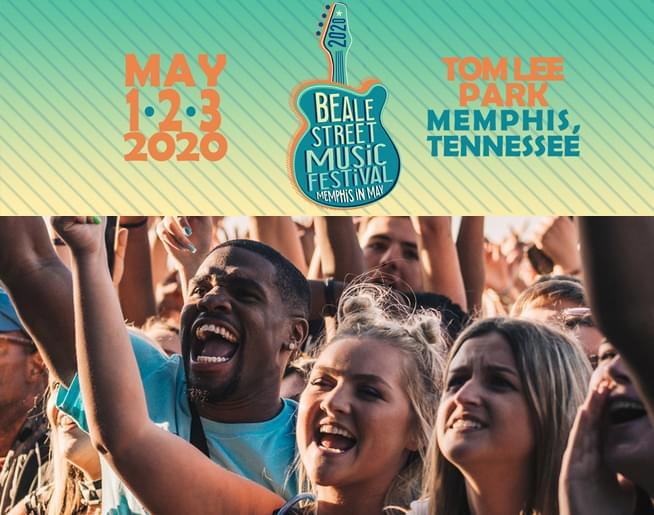 Beale Street Music Festival 2020 – Tom Lee Park