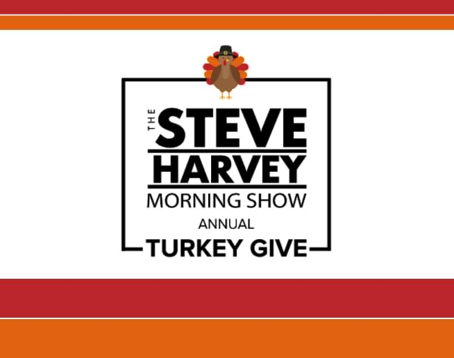 Steve Harvey Turkey Give 2019 – presented by Metro by T-Mobile