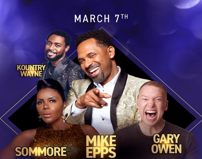 Mike Epps – Landers Center